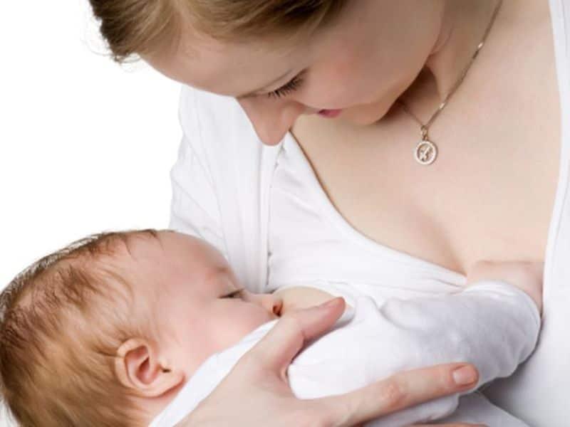 eczema breastfeeding link