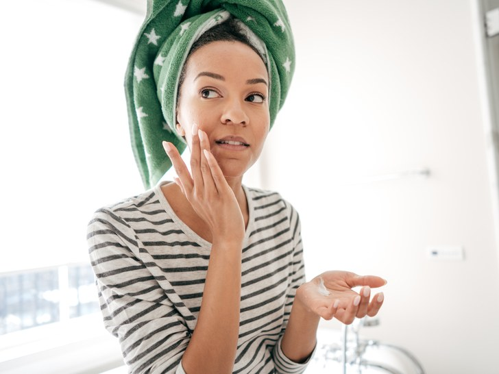 acne-prone skin products